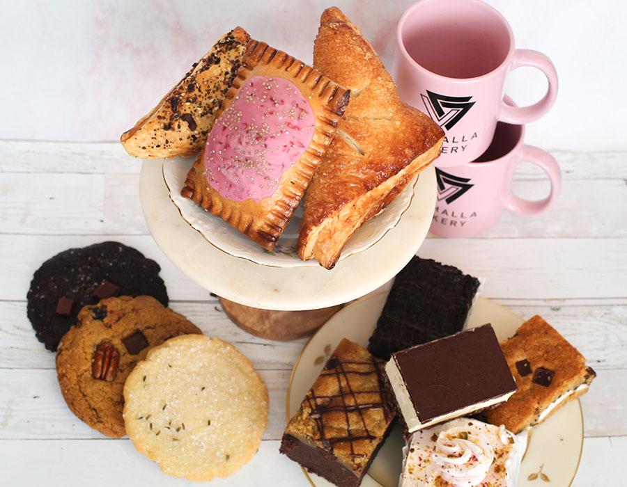 Valhalla Bakery desserts