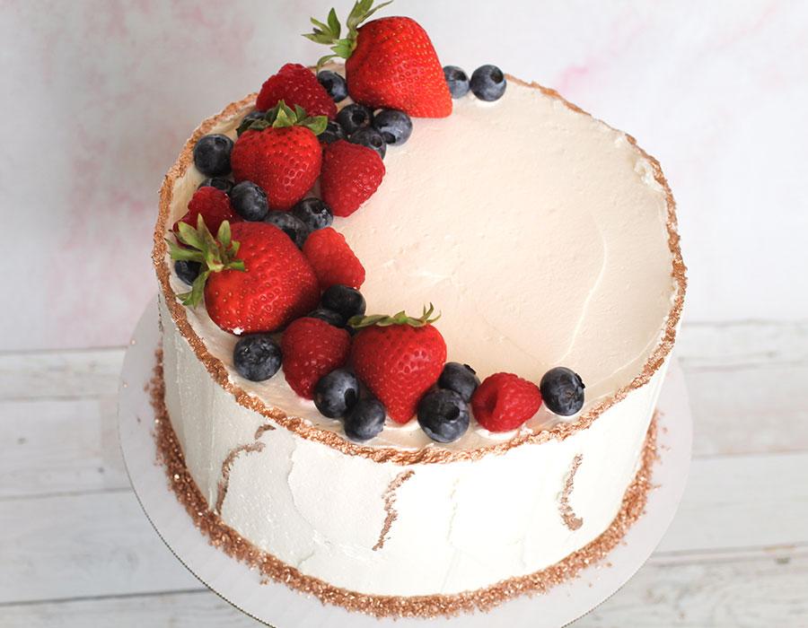 gourmet cake